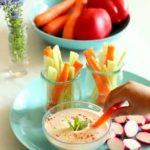 Yoghurt Dip – Let's Get Kids Excited About Cooking #FRD2014
