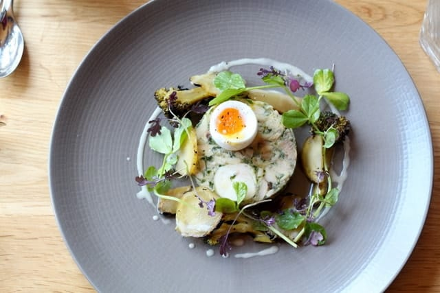 Suffolk restaurant review @ Recipes From A Pantry