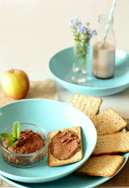 Recipe Hummus @ Recipes From A Pantry