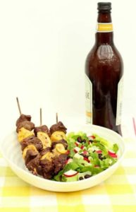 BBQ Beef Skewers | Recipes From A Pantry