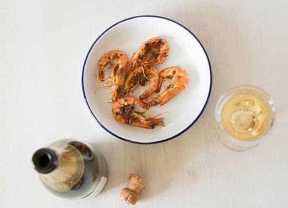 Pot Grilled Shrimp Recipe @ Recipes From A Pantry