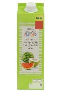 Coconut Water with water melonMarks and Spencer Review | Recipes From A Pantry