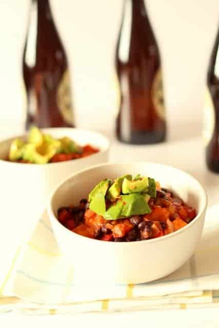 Black bean recipe @ Recipes From A Pantry