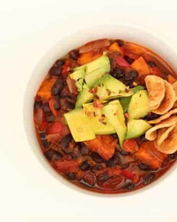 black bean recipe