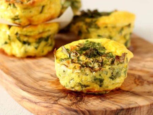Mini Baked Frittata Recipe Recipes From A Pantry