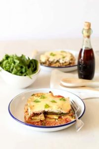 quinoa lasagne @ Recipes From A Pantry