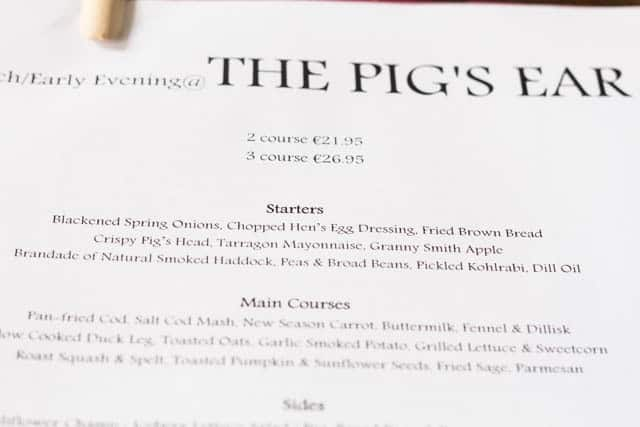 The Pigs Ear Review | Recipes From A Pantry