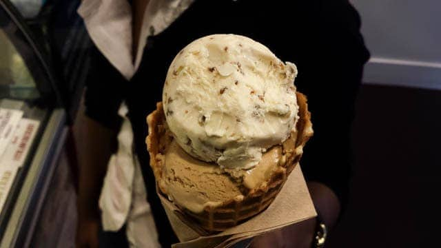 Murphys Brown Bread Ice cream | Recipes From A Pantry
