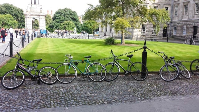 Trinity College Dublin Review | Recipes From A Pantry