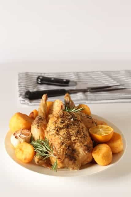 How to Roast Chicken Recipe @ Recipes From A Pantry