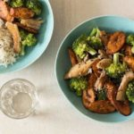 Smoked Mackerel, Broccoli and Plantain Stir-fry – Sierra Leone Flavours