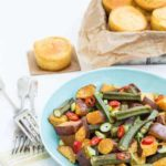 Roasted Okra Recipe @ Recipes From A Pantry
