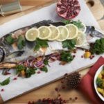 Baked Salmon for Christmas with Signe Johansen and the Norwegian Seafood Council