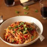 Spaghetti Bolognese – Sierra Leone Style
