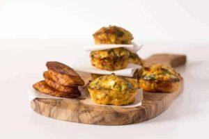 Mini Baked Plantain Frittata {Gluten-Free, Paleo, Keto, Whole 30}