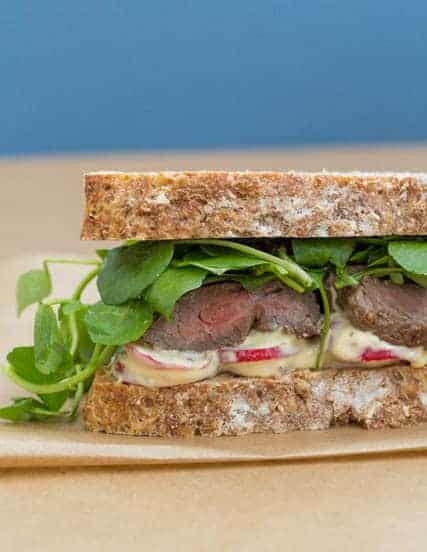 Venison Steak Sandwich Recipe @ Recipes From A Pantry