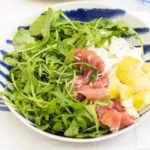 Guava and Parma Ham Salad