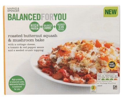 M&S Healthy Food Review   Recipes From A Pantry
