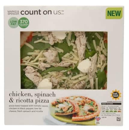 Marks and Spencer Healthy Food Review   Recipes From A Pantry