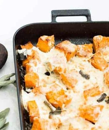 Yoghurt Butternut Suash Bake | Recipes From A Pantry