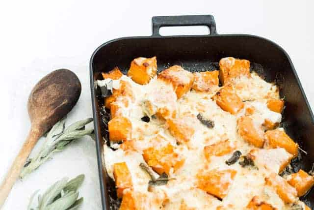 Yoghurt Butternut Suash Bake | Recipes From A Pantry