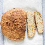 Crusty Instant Pot Muesli Bread – No Knead Bread {Vegan}