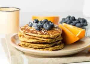 Plantain Pancake Recipe | Recipes From A Pantry
