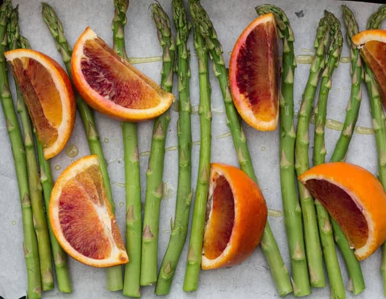 Roasted Asparagus Recipe | Recipes From A Pantry