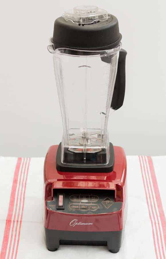 Optimum 9200 Blender Review | Recipes From A Pantry