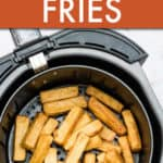 AIR FRYER POLENTA FRIES