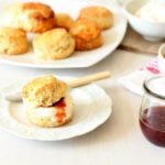 Lemon and Cardamom Scones Recipe | Recipes From A Pantry