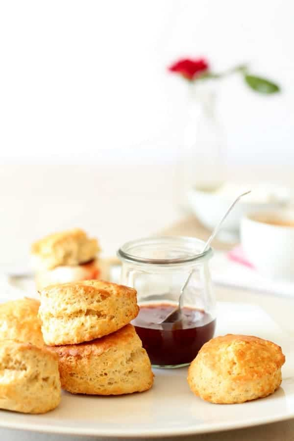 Cardamom and Lemon Scones Recipe | Recipes From A Pantry
