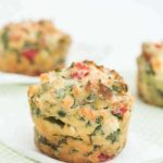 Feta and Wild Garlic Muffins