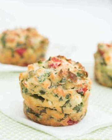 Wild Garlic Muffins | Recipes From A Pantry