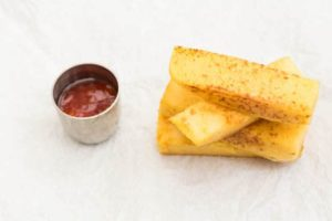 How to Make Polenta Fries | Recipes From A Pantry