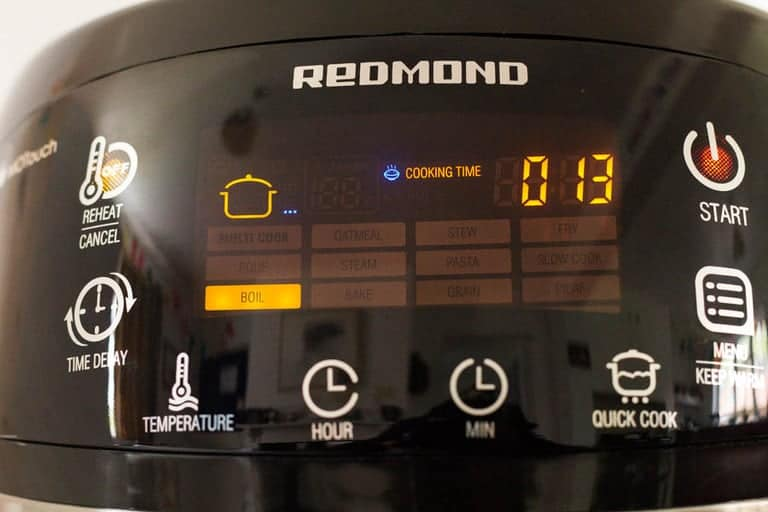 Multicooker Redmond RMC-M90E Review | Recipes From A Pantry