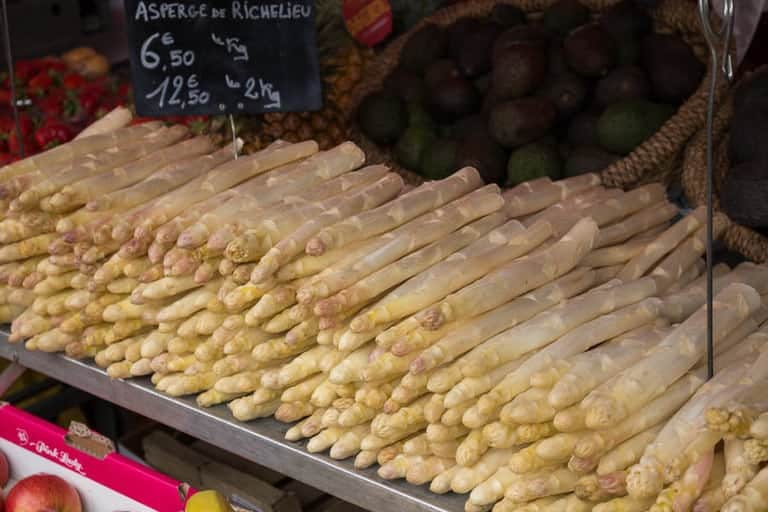 Food Market in Tours France | Recipes From A Pantry