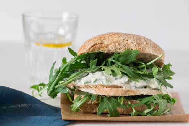 Chicken Sorrel Sandwich | Recipes From A Pantry