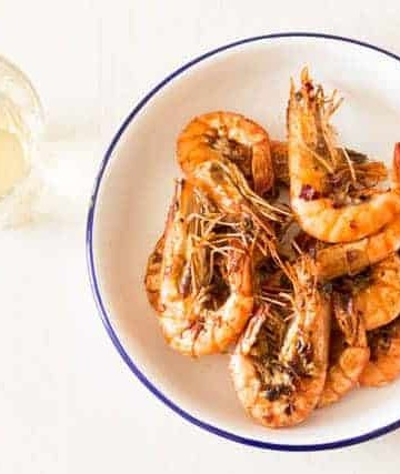 How to Make Grilled Prawns Recipe   Recipes From A Pantry