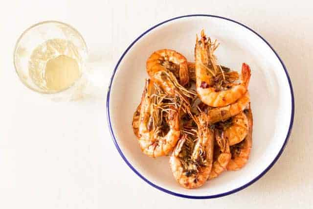 How to Make Grilled Prawns Recipe | Recipes From A Pantry