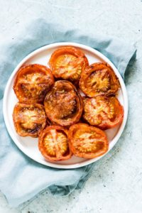 all spiced baked tomatoes