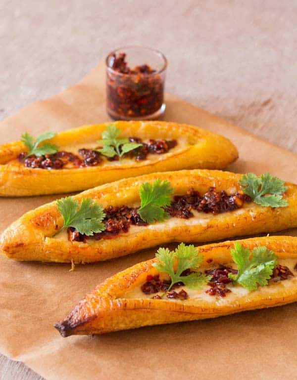 Baked Ripe Plantain Recipe | Recipes From A Pantry