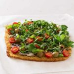 Sardine Tomato Couscous Pizza Recipe | Rcipes From A Pantry