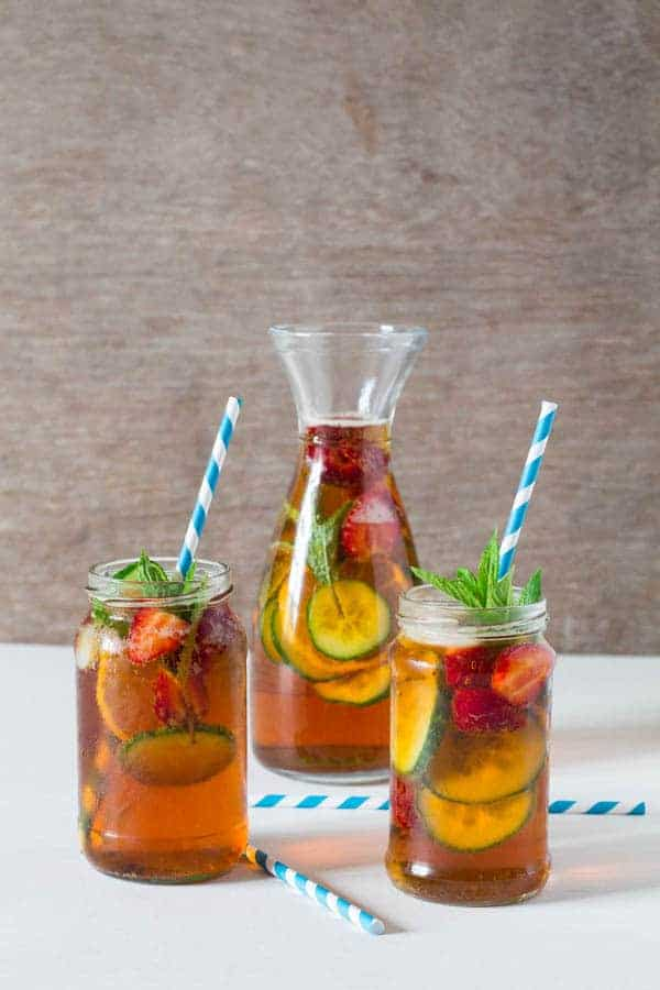 Easy Pimm S Cocktail