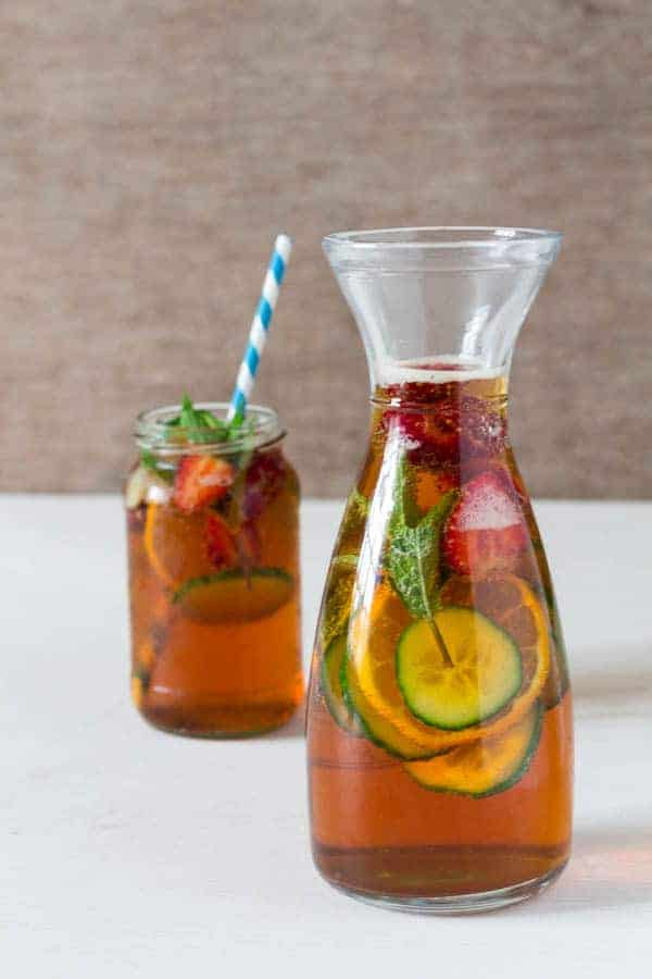 Easy Pimms Cocktail Recipe | Recipes From A Pantry