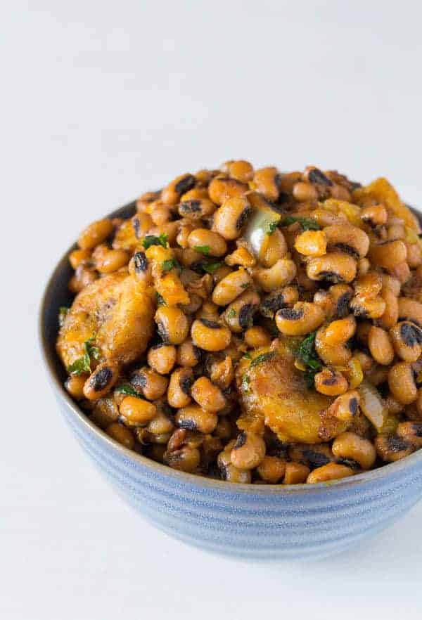 West African One-Pot Bean and Plantain | Recipes From A Pantry