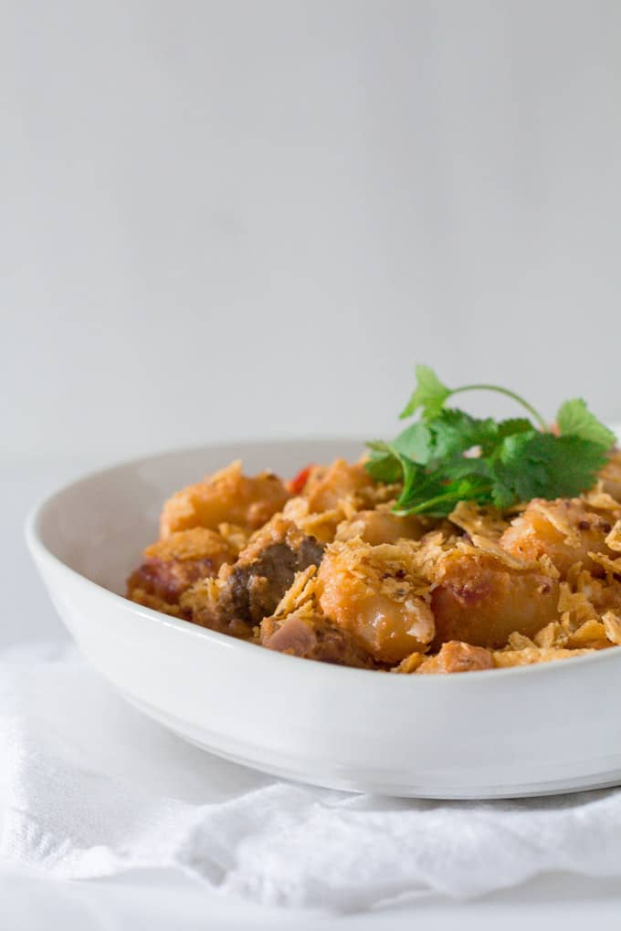 Gnocchi Sausage Bake Recipe   Recipes From A Pantry