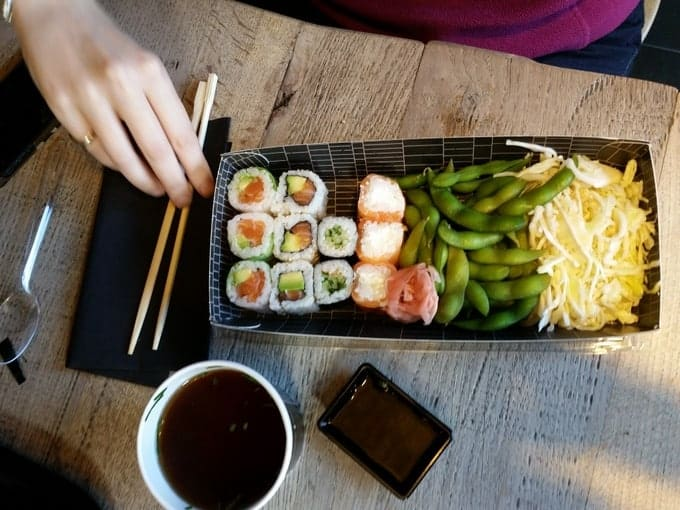 SushiShop Review | Recipes From A Pantry