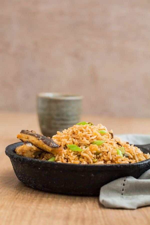 Cinnamon Rice Recipe | Recipes From A Pantry