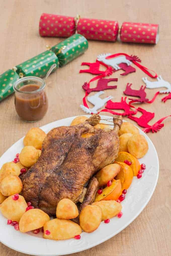 Christmas Roast Duck recipe | Recipes From A Pantry
